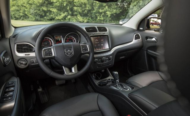 2020 Dodge Journey cabin