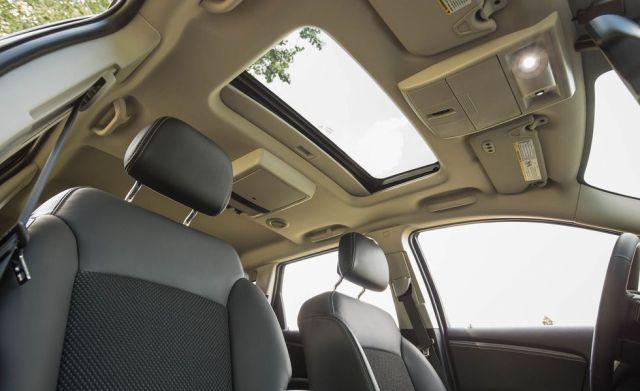 2020 Dodge Journey interior look