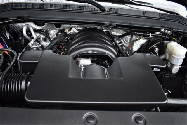 2020 GMC Yukon Denali engine