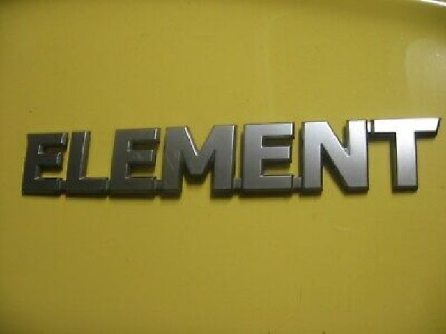 2020 Honda Element logo