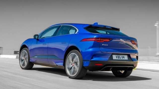 2020 jaguar i-pace: facelift, driving range, price - 2021 suvs