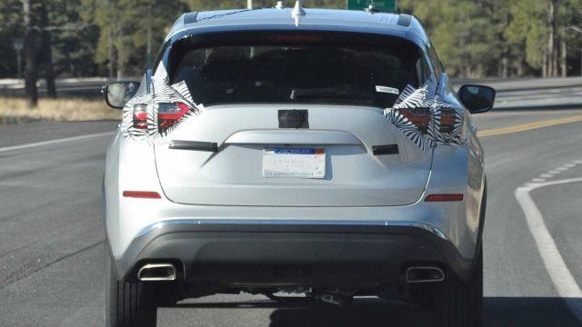 2020 Nissan Murano exterior
