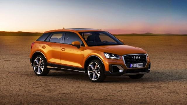 2020 Audi Q2 design