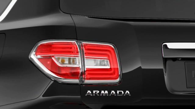 2020 Nissan Armada facelift