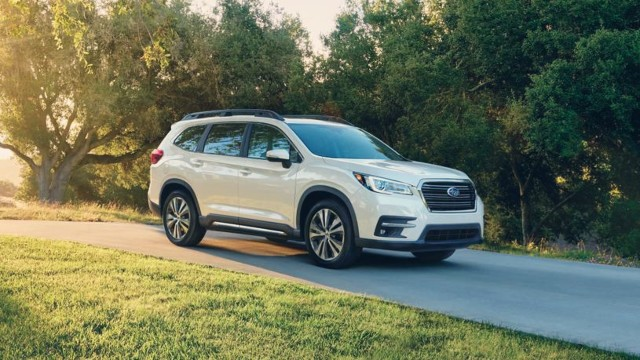 2020 Subaru Ascent exterior