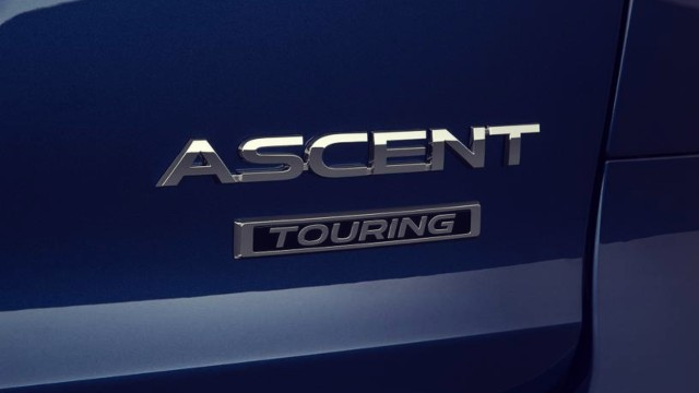 2020 Subaru Ascent trim levels