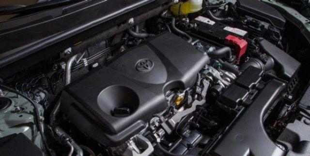 2020 Toyota RAV4 engine