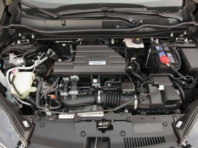 2021 Honda CR-V powertrain