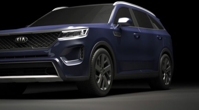 2021 Kia Sorento Spied Testing, First Look - 2021 SUVs