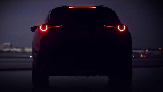 2021 Mazda CX-9 rear