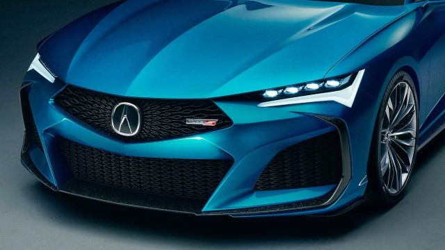2021 Acura RDX Type S Concept