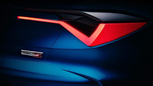2021 Acura RDX Type S logo