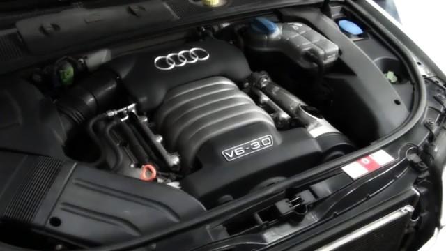 2021 Audi Q9 engine