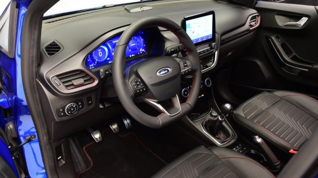 2021 Ford Puma ST Interior