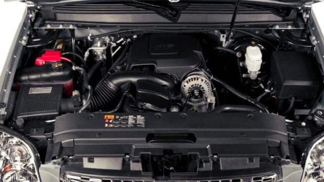 2021 GMC Yukon engine