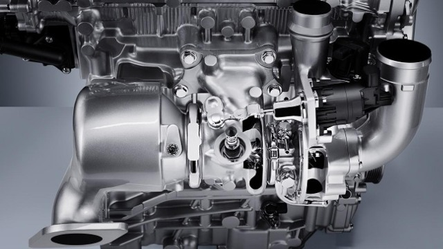 2021 Infiniti QX55 engine
