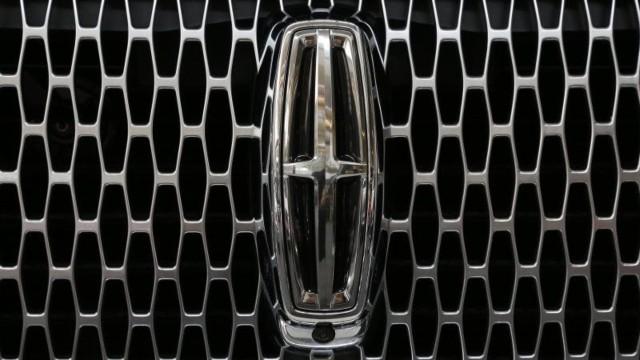 2021 Lincoln Electric SUV logo