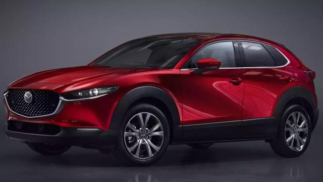 2021 Mazda MX-30 design