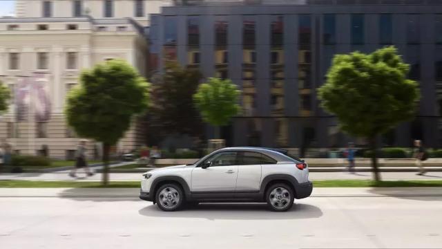 2021 Mazda MX-30 exterior