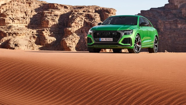 2021 Audi Q8 RS exterior