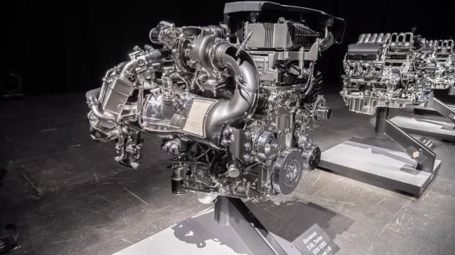 2021 Chevy Tahoe diesel