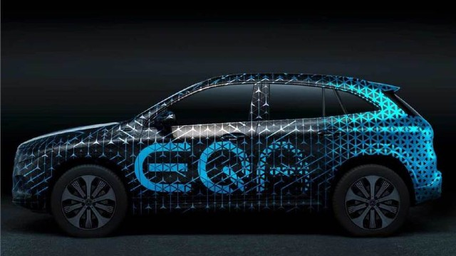 2021 Mercedes-Benz EQA exterior