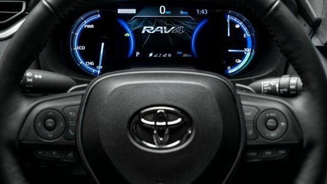 2021 Toyota RAV4 Prime trim levels