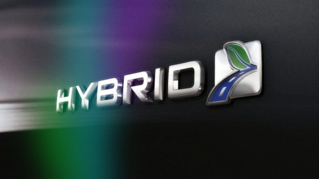 Hybrid SUVs