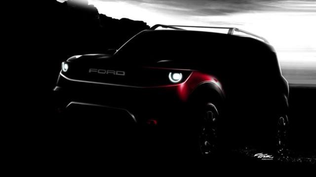 2021 Ford Maverick render
