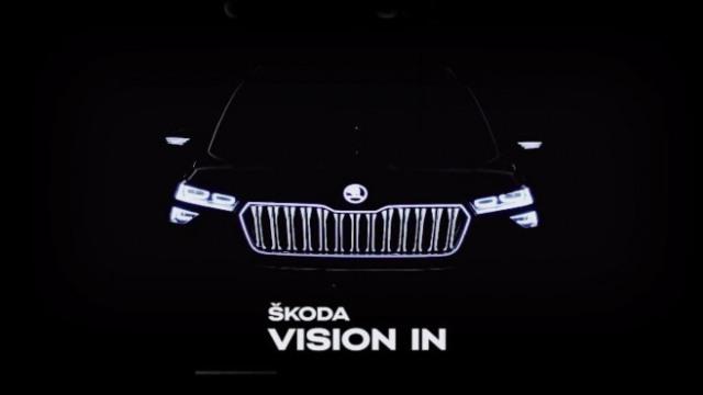 2021 Skoda Vision IN concept