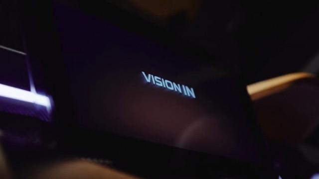 2021 Skoda Vision IN interior