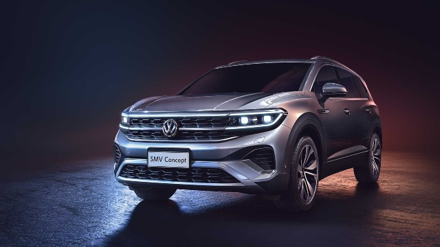 2021 VW SMV concept