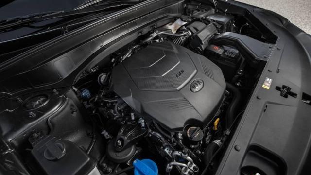 2021 Kia Telluride engine