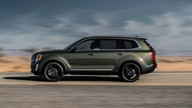 2021 Kia Telluride trim levels