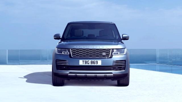 2021 Land Rover Range Rover exterior