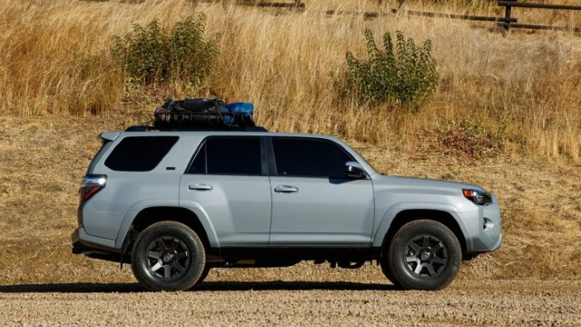 2021 Toyota 4Runner Trail Edition exterior