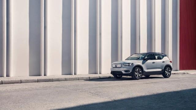2021 Volvo XC40 Recharge exterior