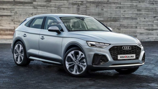 2021 Audi Q5 Sportback Will Go On Sale With a Hybrid ...