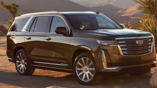 2021 cadillac escalade ev is going on sale next year