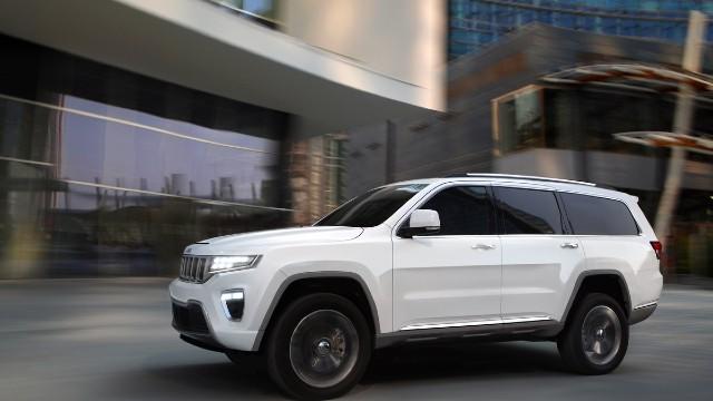 2021 Jeep Grand Wagoneer exterior