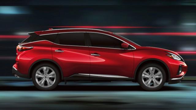 2021 Nissan Murano redesign