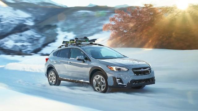 2021 Subaru Crosstrek facelift