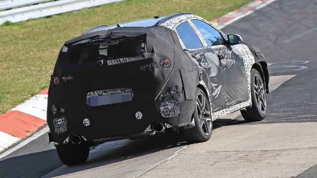 2022 Hyundai Kona N spy photos