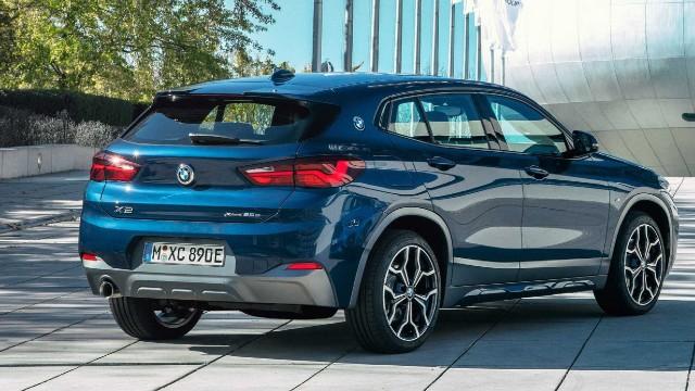 2021 BMW X2 Hybrid