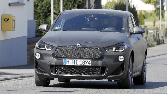 2021 BMW X2 Spy Shots