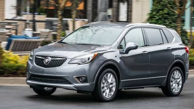 2021 Buick Envision colors