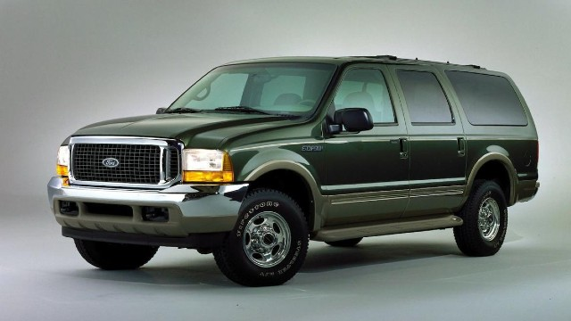 2021 Ford Excursion release date