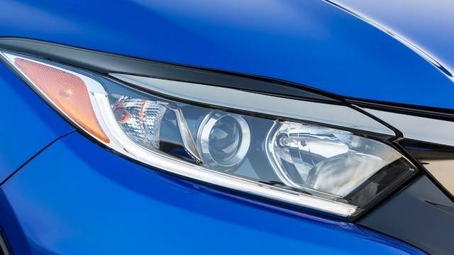 2021 Honda HR-V redesign