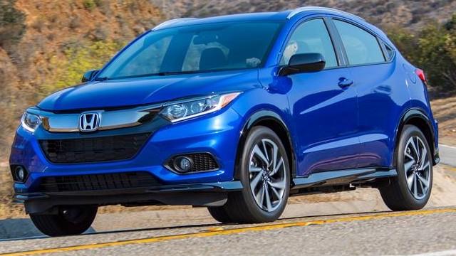 2021 Honda HR-V release date