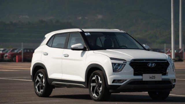 2021 Hyundai Creta facelift